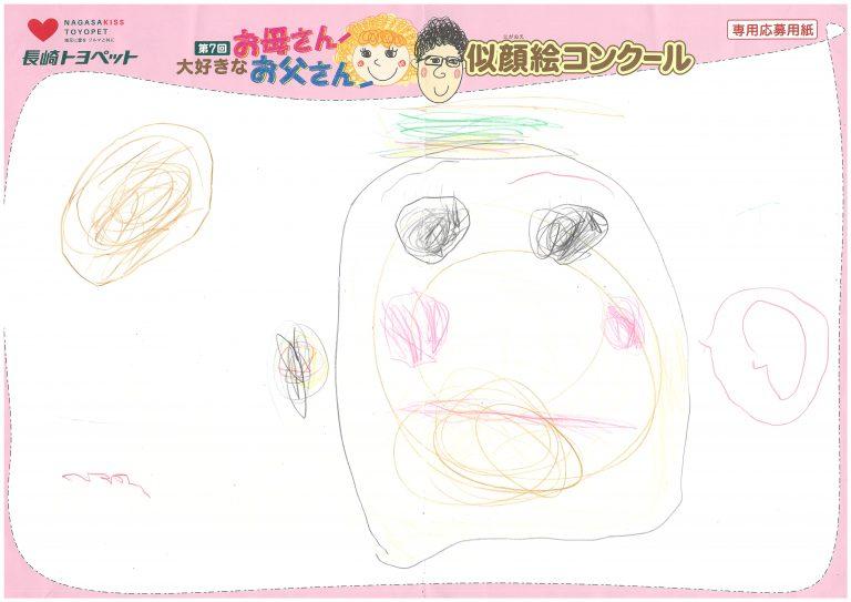 K.Sちゃん(3才)の作品