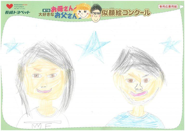S.Oくん(11才)の作品