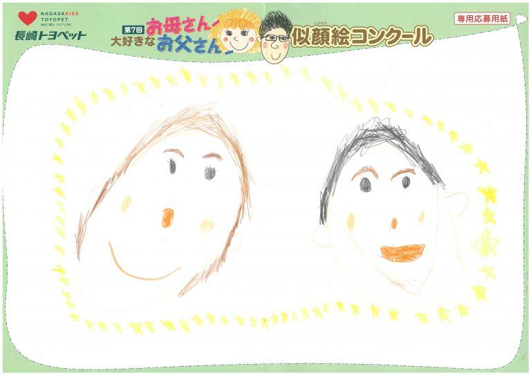 M.Oくん(7才)の作品